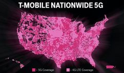 T-Mobile Releases Its 600MHz 5G Network in the US