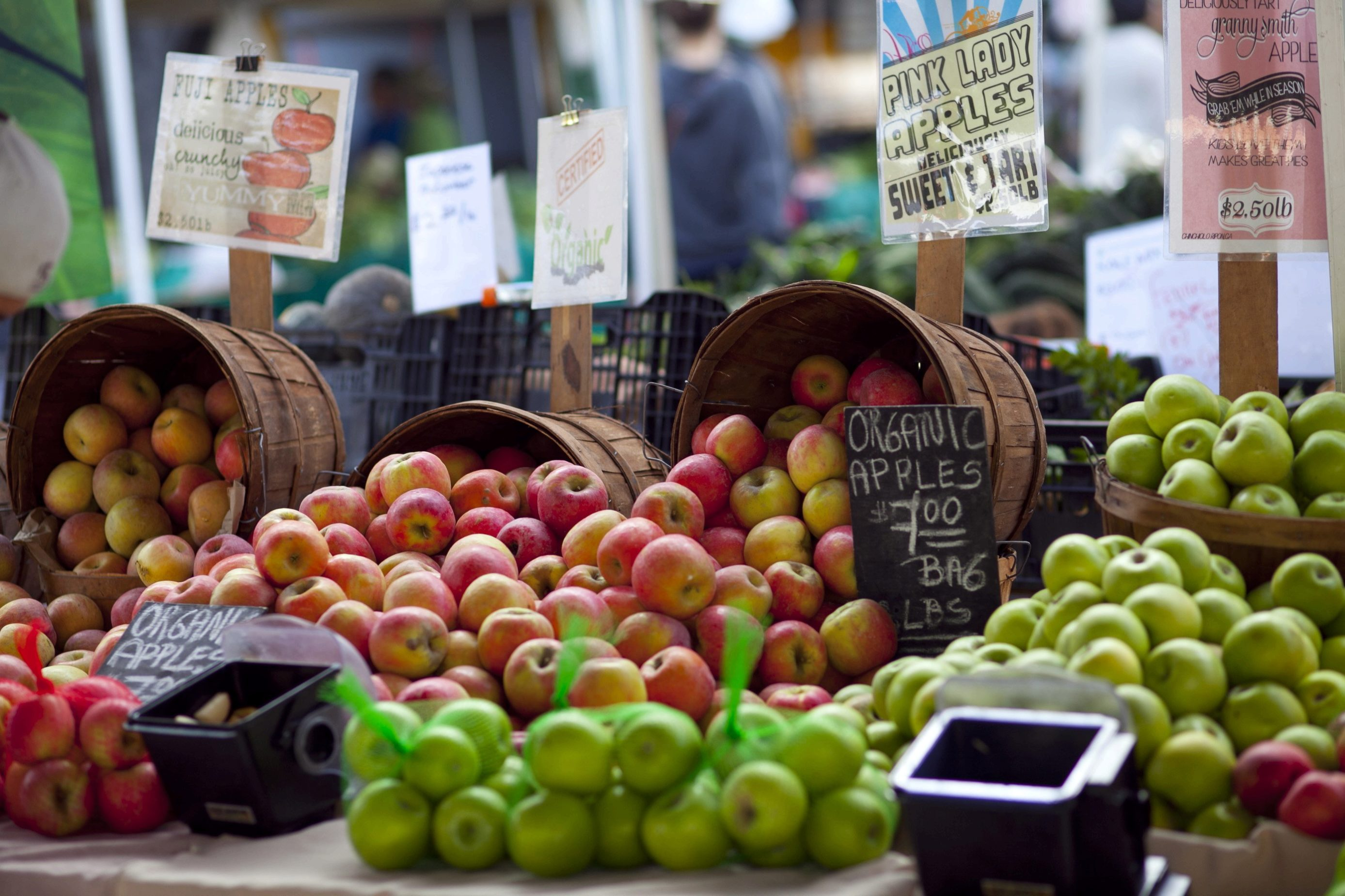 4 Reasons Farmer's Markets are Valuable to Everyone