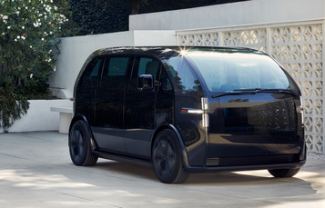 Meet Canoo: The Adorable Electric Car Set to Launch in 2021