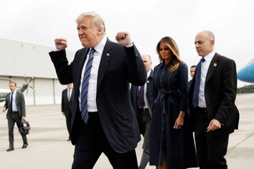 Trump Strangely Lies About Being at Ground Zero after 9/11 Attack