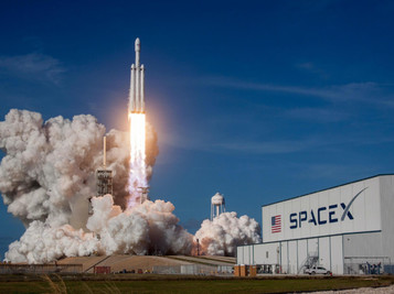 SpaceX Sends World's Biggest Carpool with 143 Spacecrafts to Space