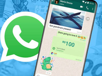 WhatsApp Officially Launches First Digital Payments Option in Brazil