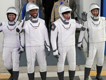 SpaceX Sends Another Team of Astronauts to Space
