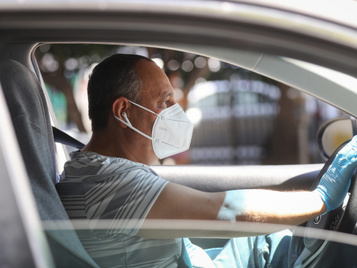 Uber's New Policy Will Require Drivers and Passengers in the US to Wear Face Masks