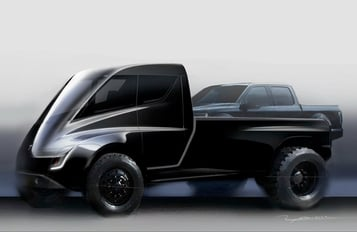 Tesla's Pickup Truck Will Be Revealed this November