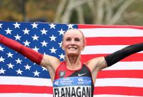 The First American Woman to Win the NYC Marathon in 40 Years