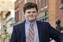 A 14-Year-Old Boy is Running for Vermont Governor