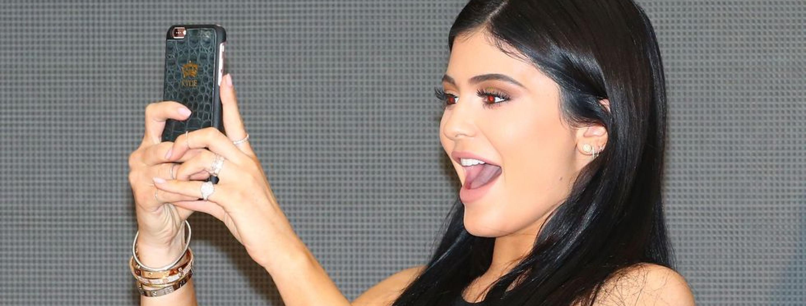 Kylie Jenner Caused Snapchat's Value to Plummet by £1 Billion with One Single Tweet
