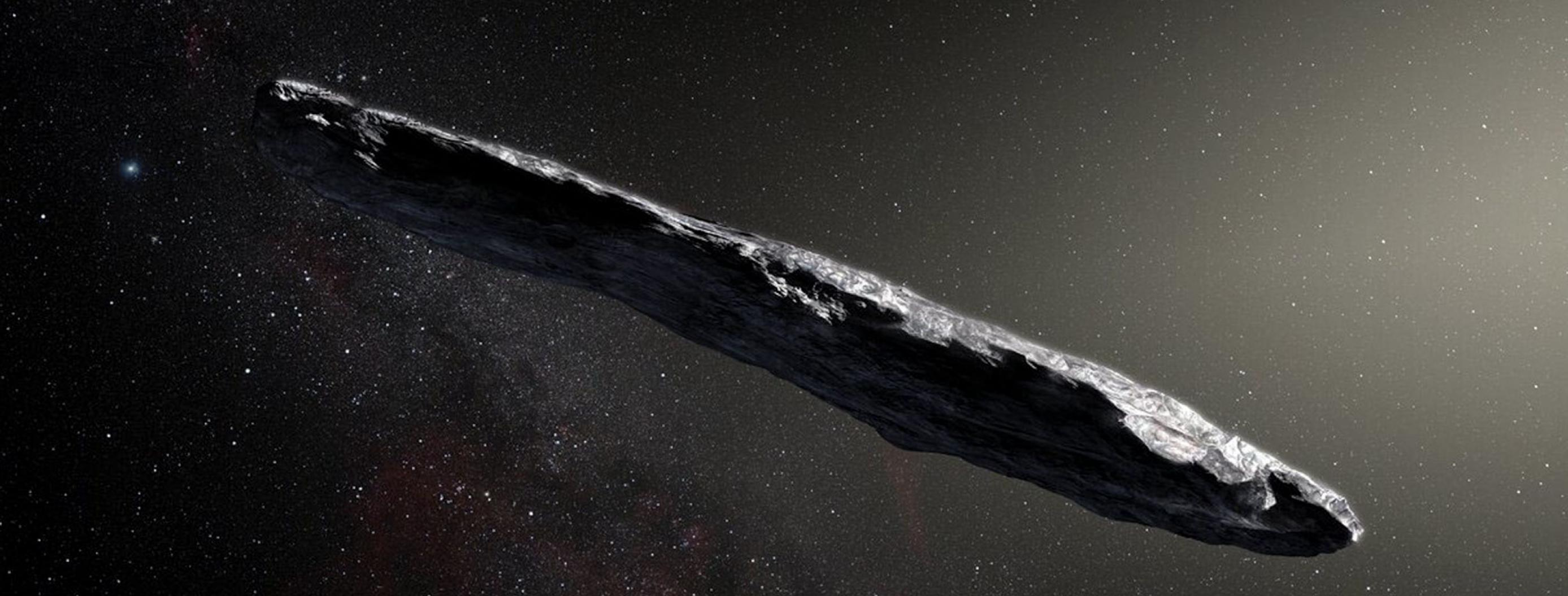 An Interstellar Object Spotted Last Year May Have Been an Alien Spaceship According to Harvard Paper