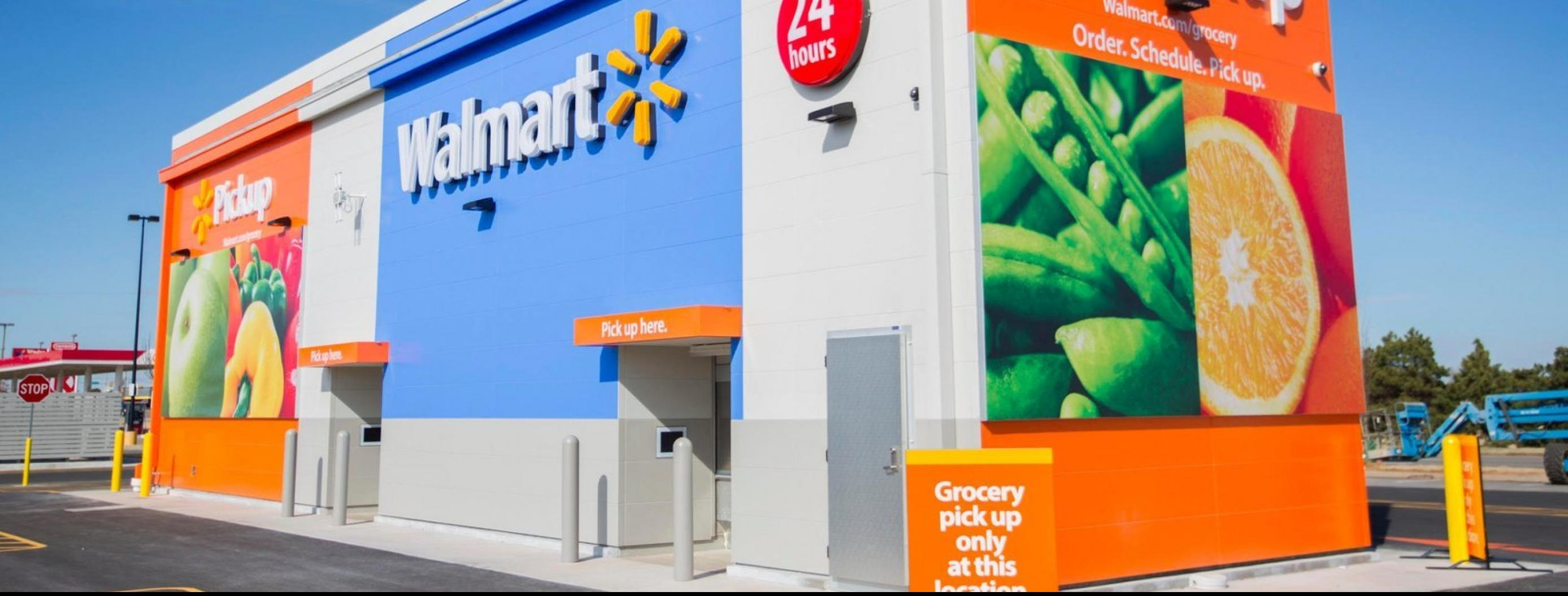 Would You Use this Giant Grocery Vending Machine from Walmart?