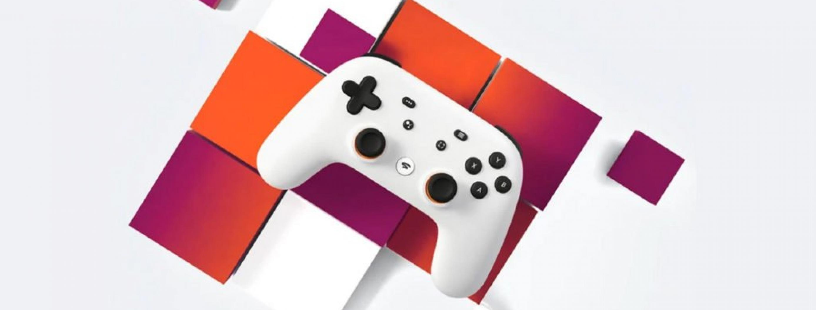 Google Reveals Its New Cloud Gaming Service Called Stadia