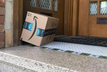 Amazon Will Take Photos of Your Front Door to Confirm Package Delivery