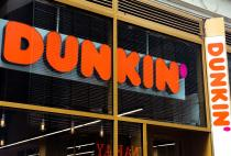 "Dunkin' Donuts Drops ""Donuts"" from Its Name"
