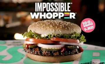 The Impossible Whopper: Half April Fools' Joke, Half Real Product