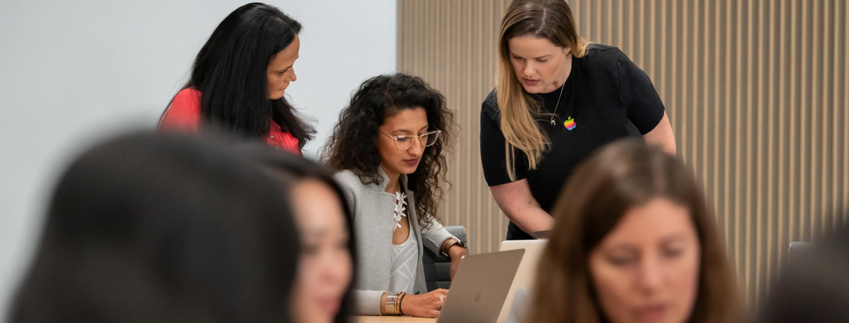 Apple's New Initiative Will Help Female App Developers