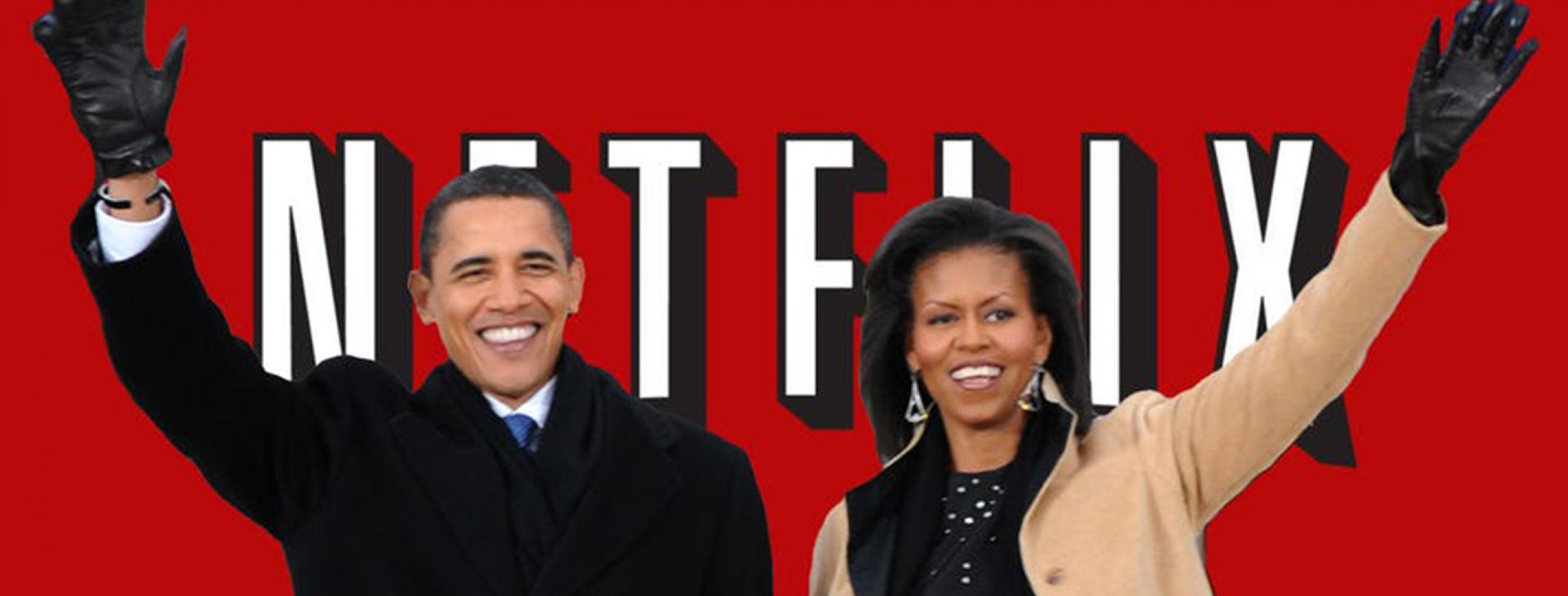 Obamas Sign a Multi-Year Netflix Production Deal