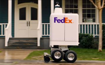 FedEx Robots Will Soon Make Your Delivery From Walmart, Target, and Pizza Hut