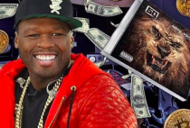 50 Cent Becomes a Bitcoin Millionaire Thanks to Sales of a 2014 Album