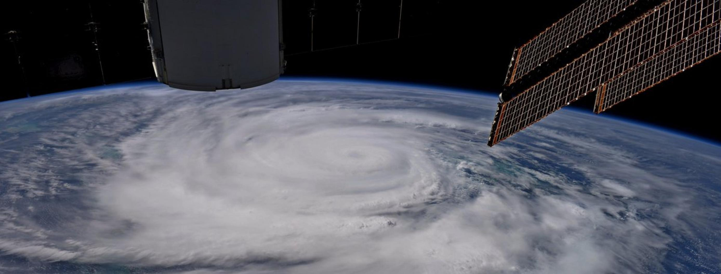 Hurricane Irma Seen from Space Was a Truly Terrifying Sight