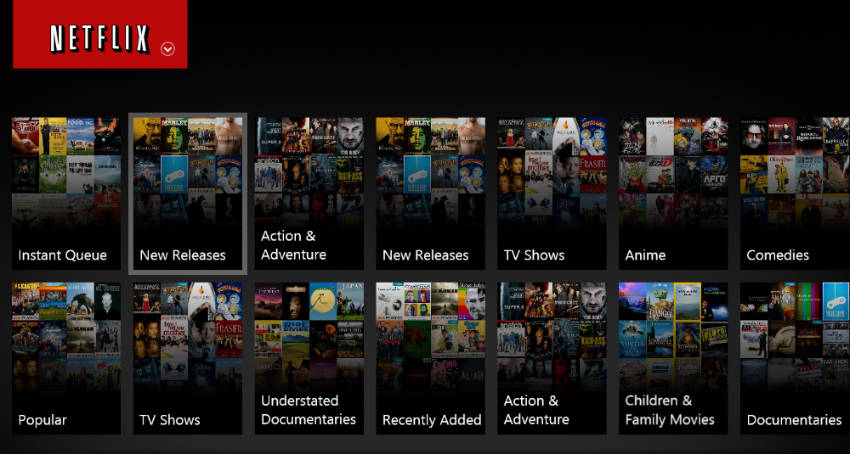 There are hundreds of hidden categories on Netflix.