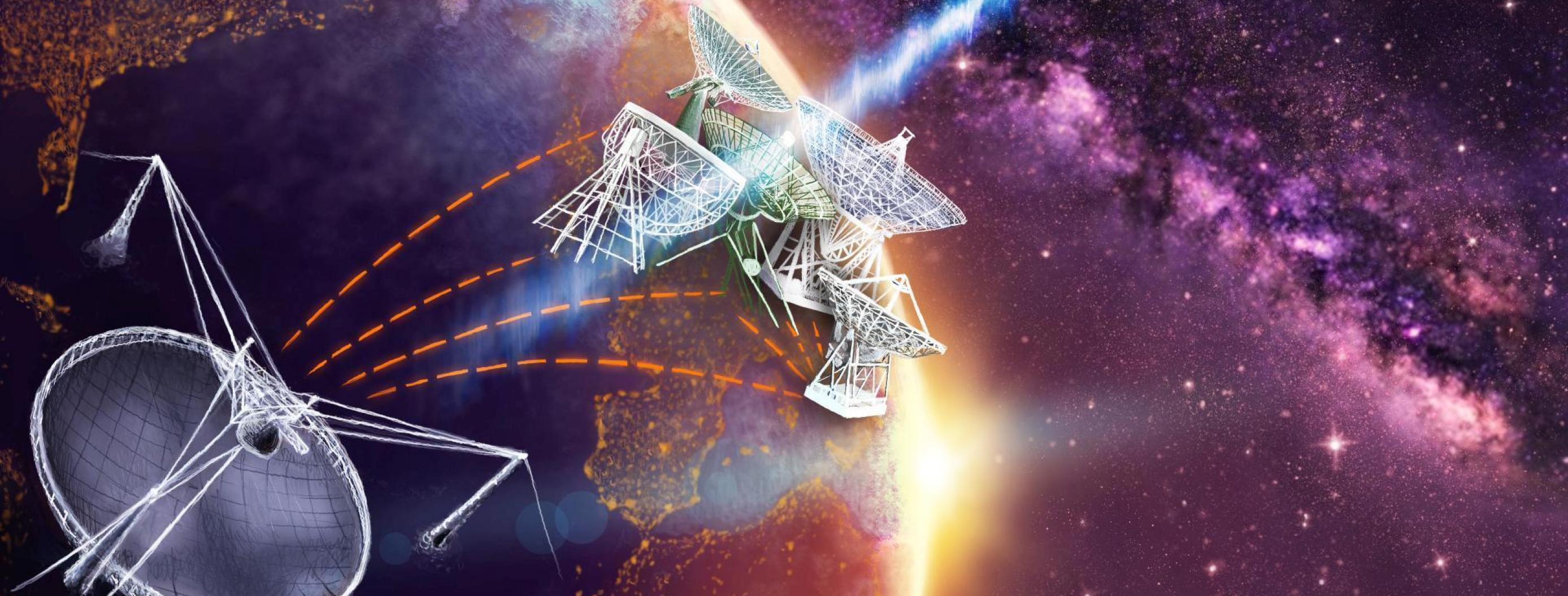 Mysterious Deep-Space Radio Signals Could Have a Special Source