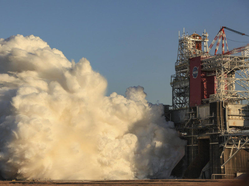 Important NASA Rocket Engine Test Was Shut Down Early