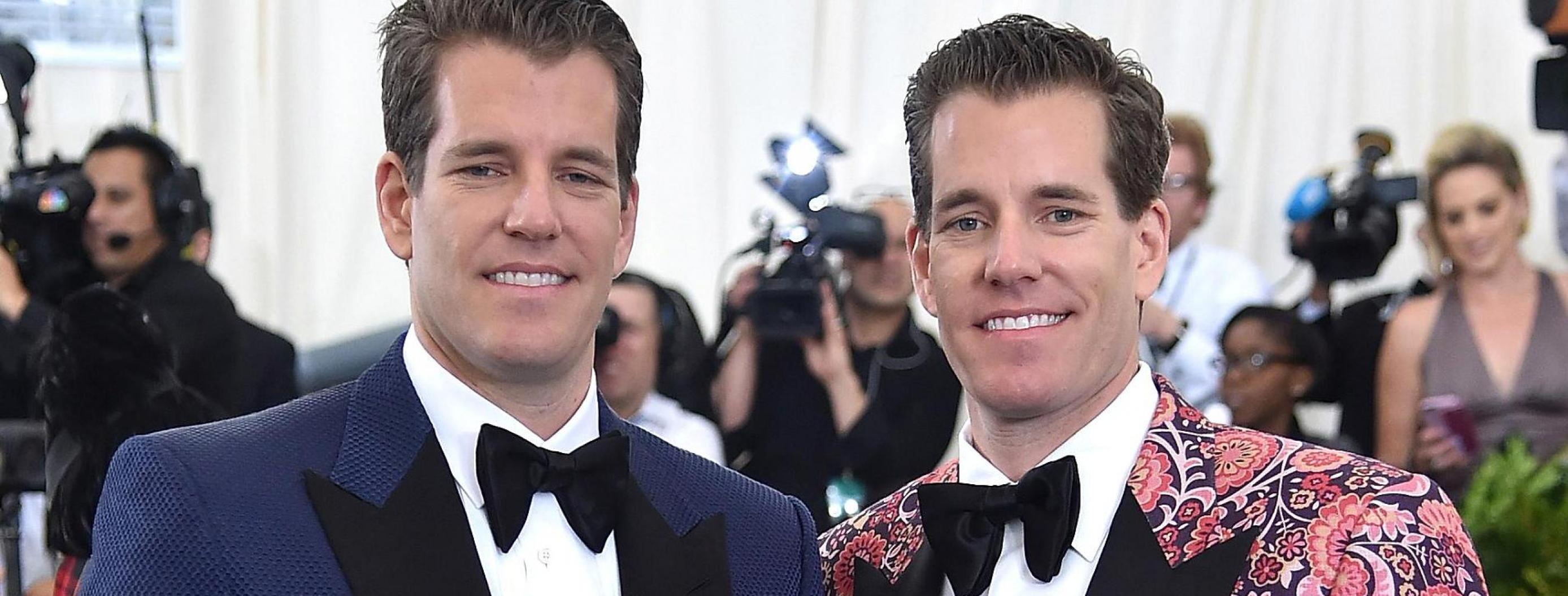Winklevoss Twins Become the First Bitcoin Billionaires As the Digital Currency Hits All-Time High