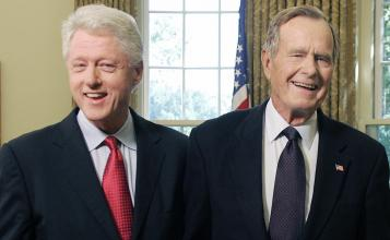 Top 5 Political Bromances That Shaped US History