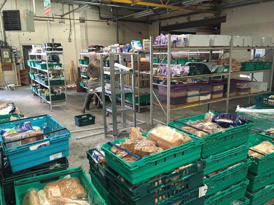 A Look Inside the First Food Waste Supermarket in the UK