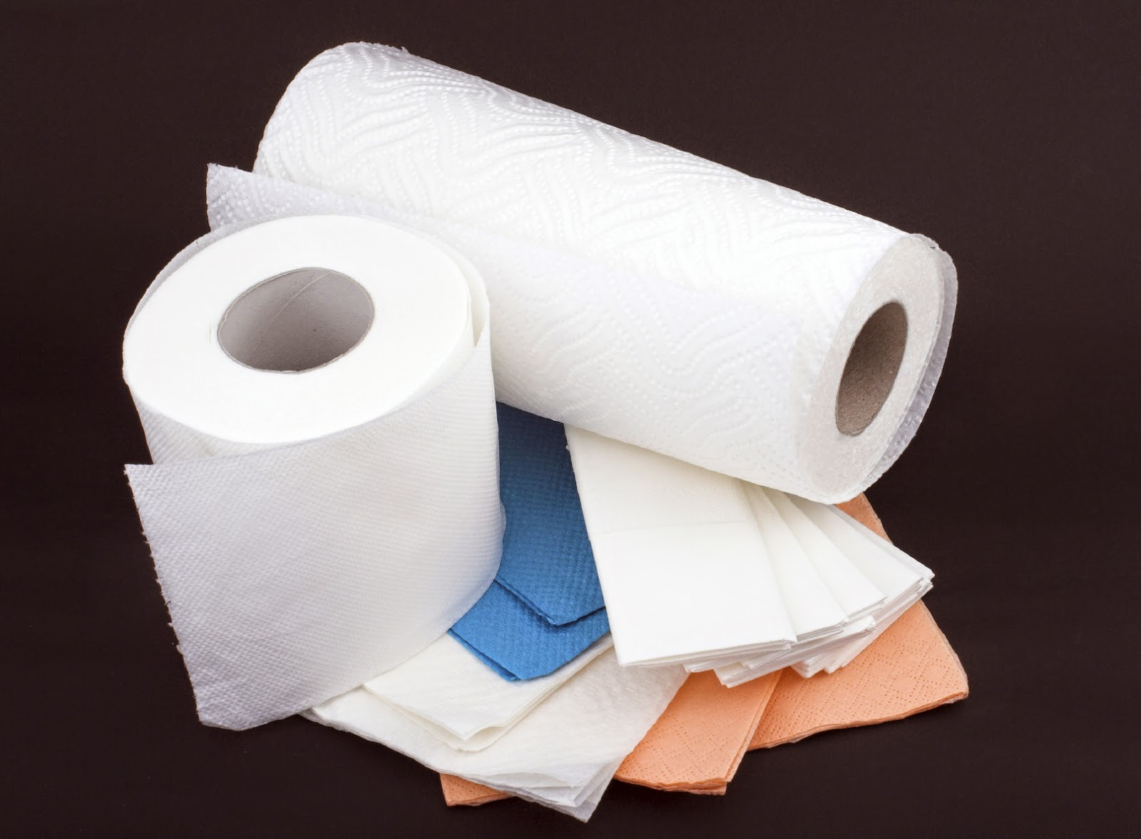 Paper towels and napkins are designed to keep you buying more.