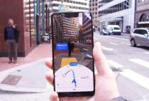 Google Maps Will Use Large Virtual Arrows to Prevent People from Getting Lost