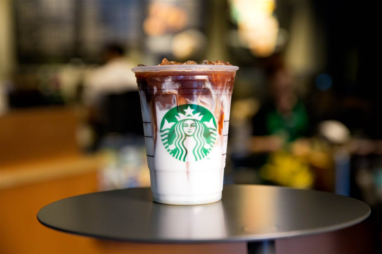 Starbuck's New Coconut Summer Delight