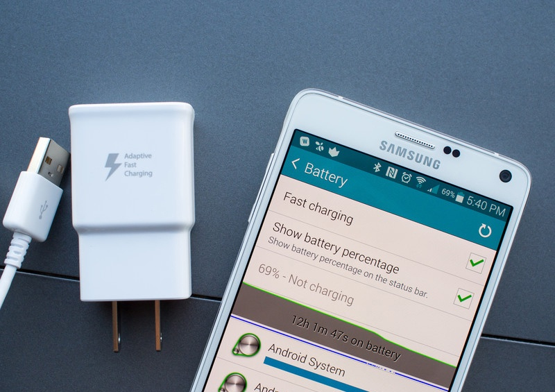 Graphene Battery Phone