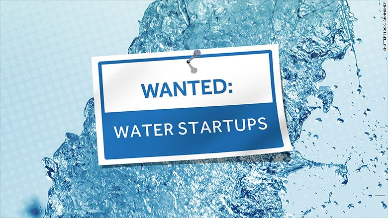 Silicon Valley Looking Into Funding Water Startups