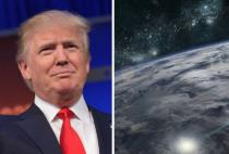 Trump Wants to Create a New Space Force in the US Military