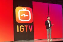 Instagram Releases IGTV Video Service App for 1-Hour Video Uploads