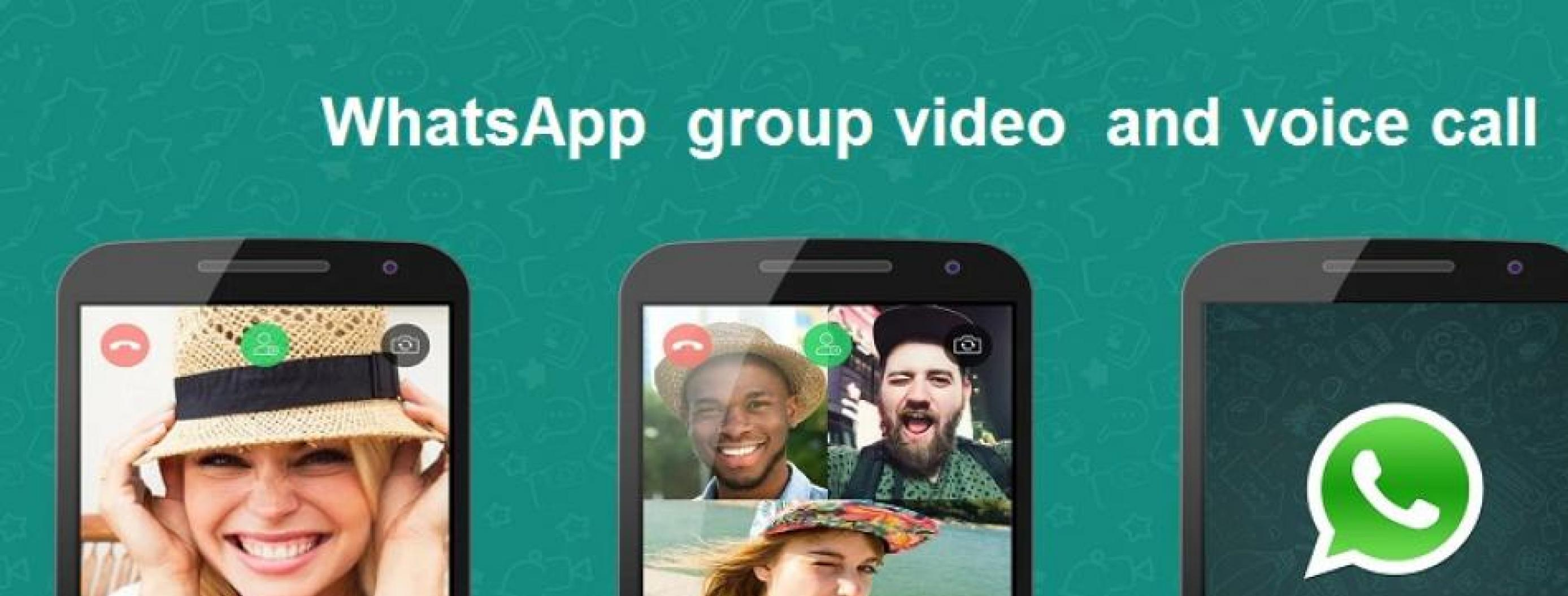 WhatsApp Will Now Allow Group Calls Between Up to Four People