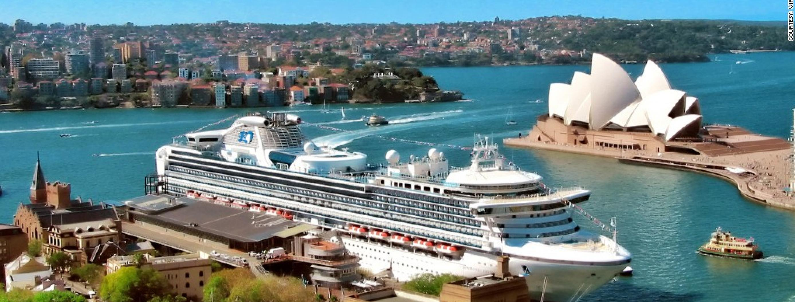 Top 10 Cruises of a Lifetime