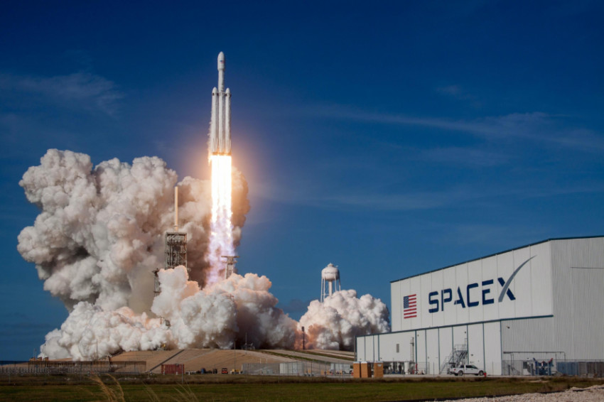 The launch broke the record for the most satellites lofted into space. Source: Space Flight Now