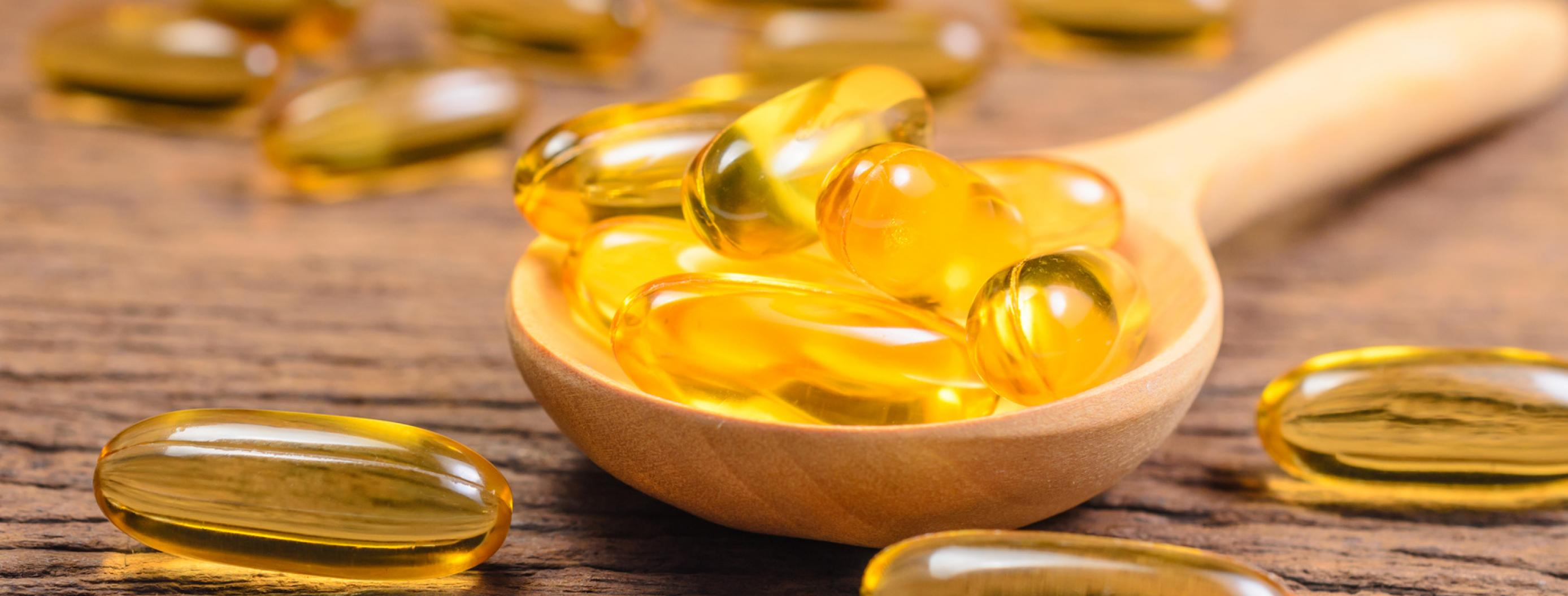 Omega-3 Supplements Don't Help Prevent Diseases