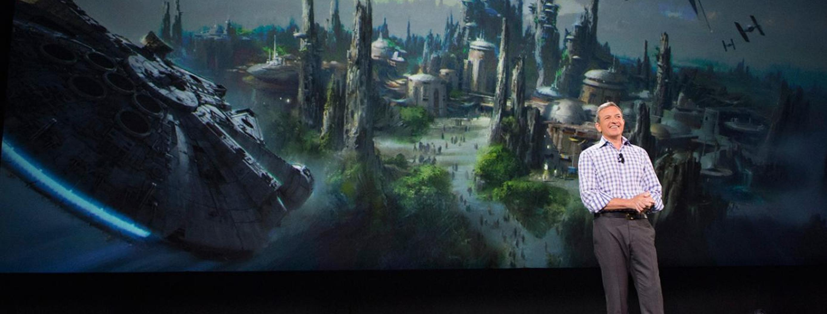 Disney Announces the Opening of an Immersive Star Wars Hotel