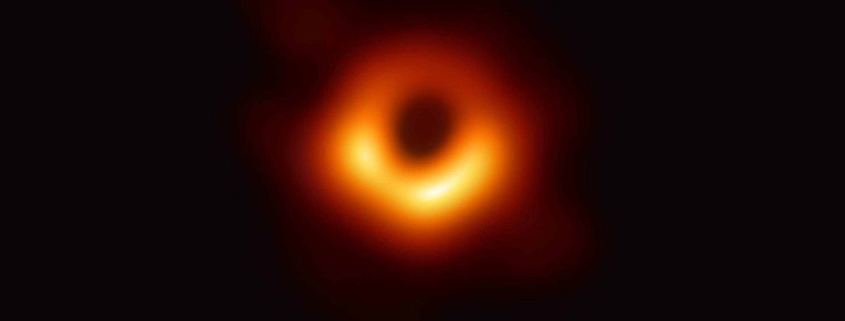 Brace Yourself: Here is the First Ever Image of a Real Black Hole