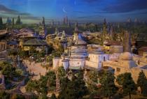 Star Wars Theme Park Opening Next Summer