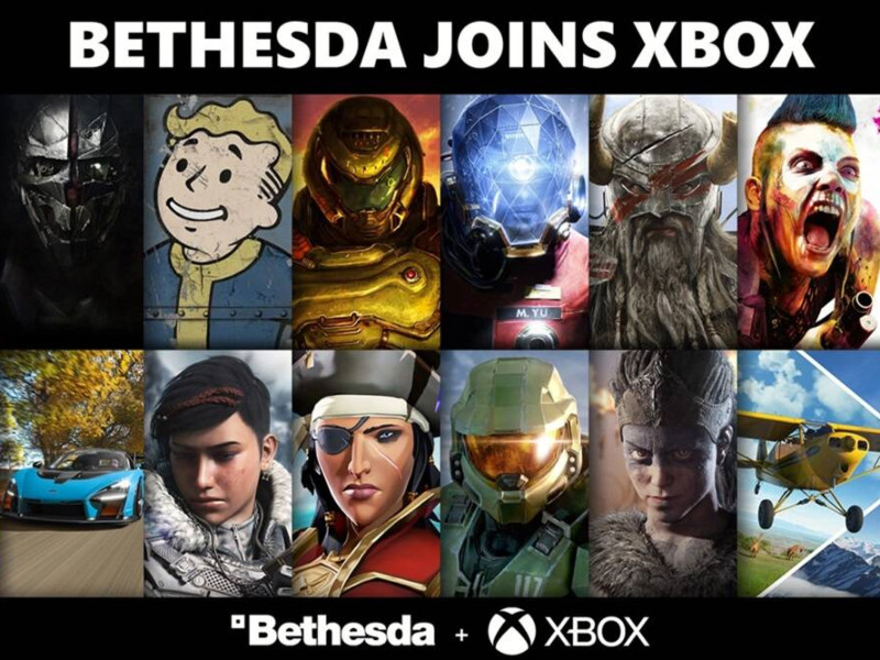 EU Has Finally Approved the Acquisition of Bethesda by Microsoft for $7.5 Billion
