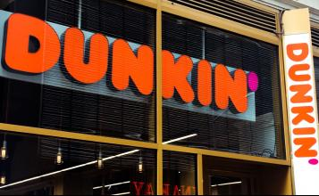 """Dunkin' Donuts Drops """"Donuts"""" from Its Name"""