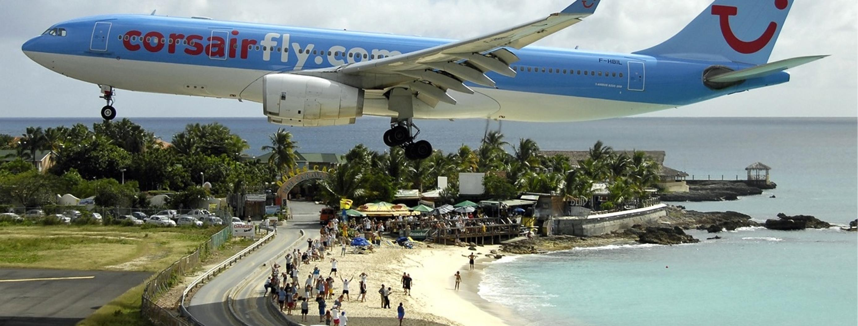 The Most Exotic Airport Landing Strips of the World