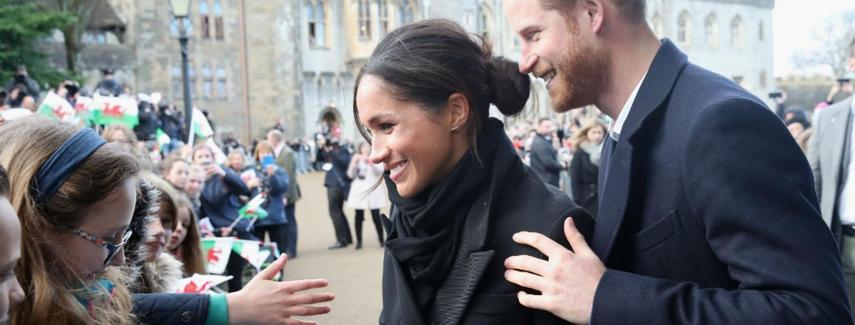 Here's What Will Happen One Night Before the Royal Wedding