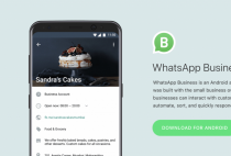 WhatsApp Officially Launches Its Business App