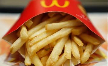 McDonald's French Fries May Cure Baldness