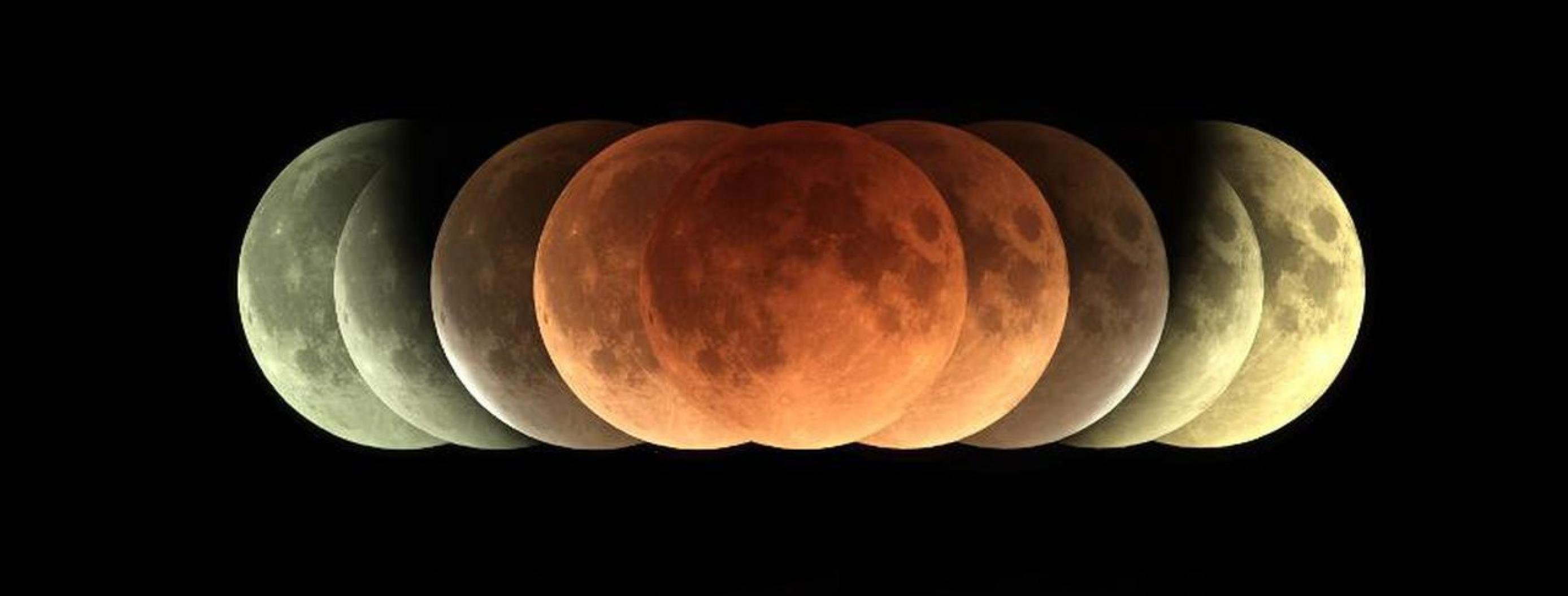 What You Should Know About the Super Blood Wolf Moon Lunar Eclipse